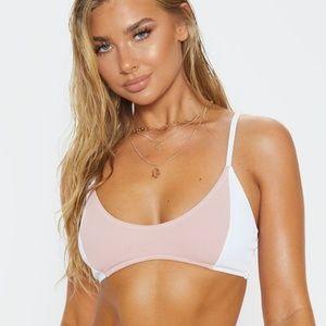 Pretty Little Thing Ribbed Bikini